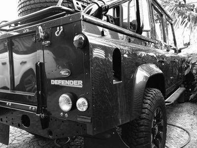 usado Land Rover Defender TD4 CREWCAB