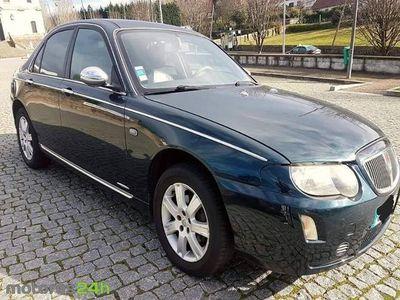 usado Rover 75 2.0 CDT Connoisseur