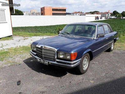 usado Mercedes S280 W116