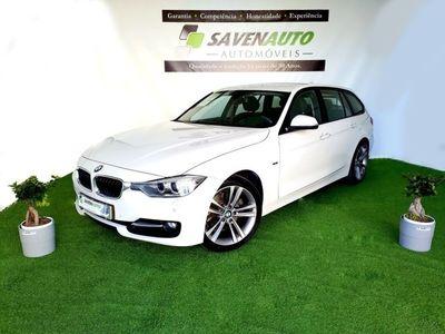usado BMW 325 d Touring Auto Line Sport