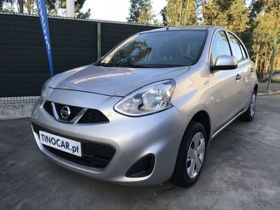 usado Nissan Micra 1.2 Acenta