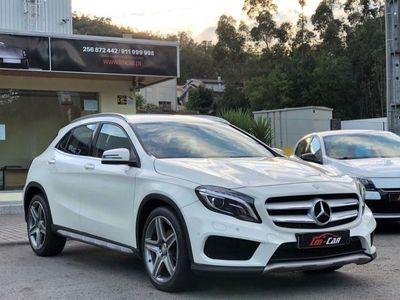 usado Mercedes GLA180 ---