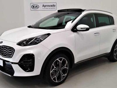 usado Kia Sportage 16D 2WD 7DCT Branco