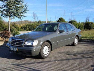 usado Mercedes S420 W140