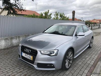 gebraucht Audi A5 Sportback