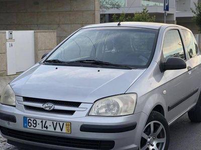 usado Hyundai Getz 2003