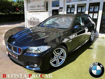 usado BMW 520 2.0 190 CV PACK M