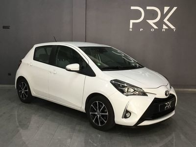 usado Toyota Yaris 1.4 D-4D Comfort + Pack Style (90cv) (5p)