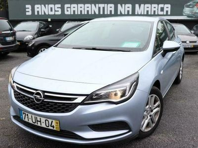 usado Opel Astra 1.6 CDTI Edition S/S (110cv) (5p)