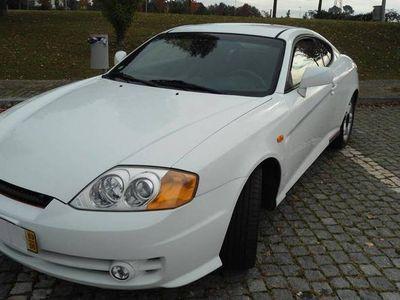 usado Hyundai Coupé FX1.6 102cv 81.000kms