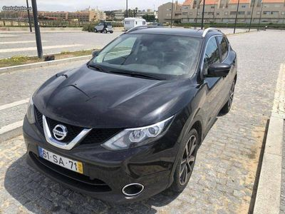 usado Nissan Qashqai Tekna Premium