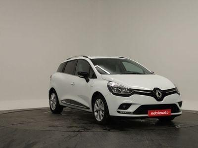 usado Renault Clio IV iv sport tourer fase ii