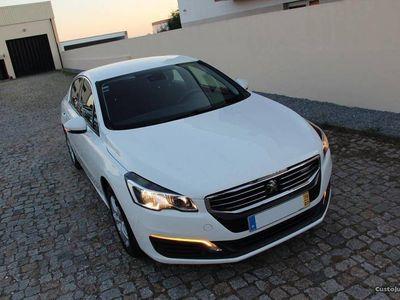 usado Peugeot 508 1.6 BlueHDI / 120cv