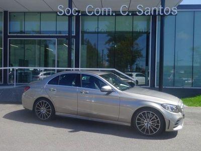 usado Mercedes C200 AMG Line