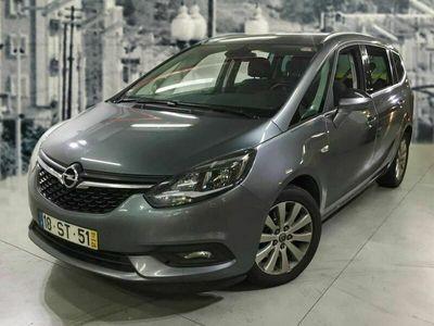 usado Opel Zafira 1.6 CDTi Dynamique