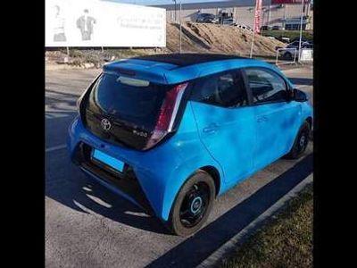 usado Toyota Aygo 1.0 X-Wave