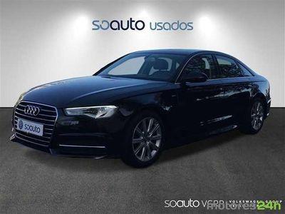 usado Audi A6 2.0 TDi S-line S tronic