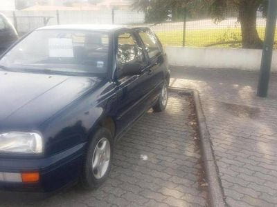 usado VW Golf 1.9d -