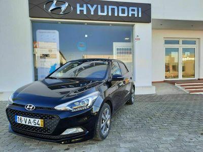 usado Hyundai i20 1.2 5 P GLS MPI COMFORT MY17 2018
