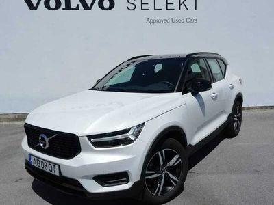 usado Volvo XC40 D3 150cv R-Design Geartronic 8 Vel.
