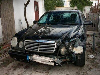 usado Mercedes E290 T.d