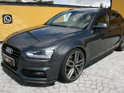 used Audi A4 S-Line 190cv GPS