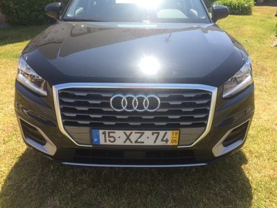 usado Audi Q2 TFSI Sport c/ KEY LESS e MALA ELTRICA