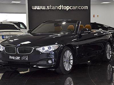 brugt BMW 420 dA Cabrio Pack M