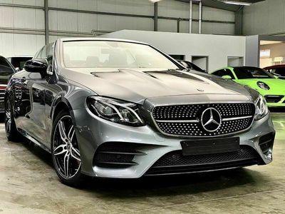 usado Mercedes E200 AMG CABRIO