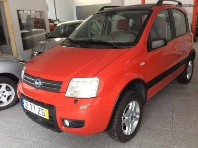 gebraucht Fiat Panda 4x4 1.2