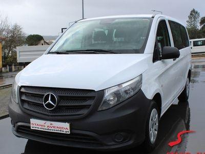 gebraucht Mercedes Vito 111 CDI/32 TOURER