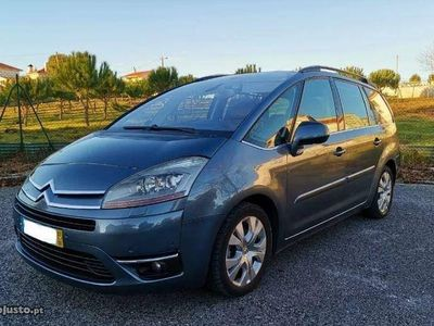 begagnad Citroën Grand C4 Picasso 2.0HDI 7LUG EXTRAS