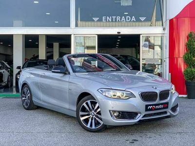 usado BMW 220 d Line Luxury Auto