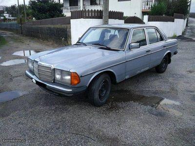 usado Mercedes 300 W123 Nacional AC