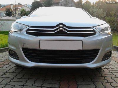 usado Citroën C4 E-HDI 112cv GPS -