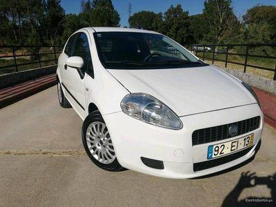 gebraucht Fiat Grande Punto 1.3 diesel