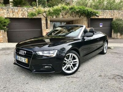 second-hand Audi A5 Cabriolet 2.0TDI Sport