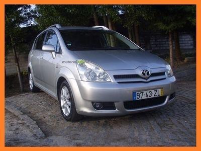 usado Toyota Corolla Verso 2.0 D-4D Sol