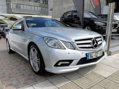 usado Mercedes E350 Classe ECDI COUPÉ AMG 7G-TRONIC NACIONAL