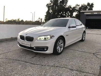 usado BMW 520 d Luxury