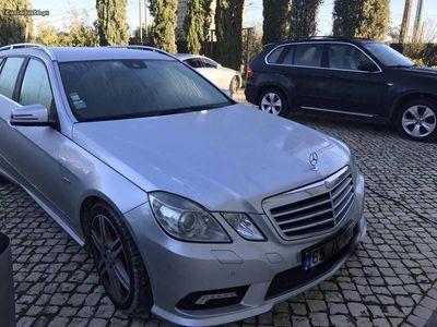 usado Mercedes E250 AMG avantgard