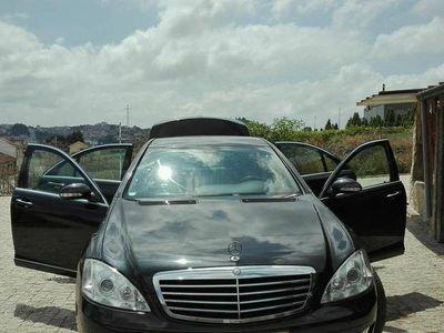 usado Mercedes S320 sedan
