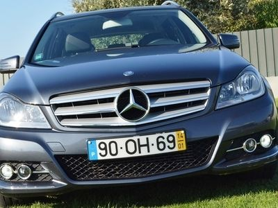 usado Mercedes C220 CDI Station Avantgard