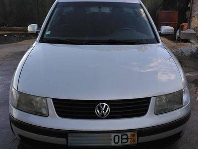 used VW Passat 115cv