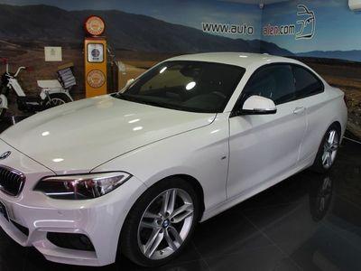 usado BMW 220 D. Pack M