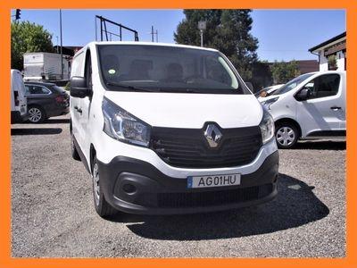 usado Renault Trafic 1.6 DCI 90cv c/IVA e AC