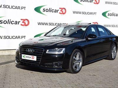 second-hand Audi A8 Diesel 3.0V6 TDI quattro Tip. (262cv) (5 lug) (4p)