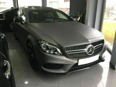 usado Mercedes CLS350 BlueTEC
