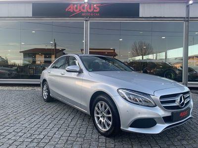 usado Mercedes C220 D Blutec Avantgarde