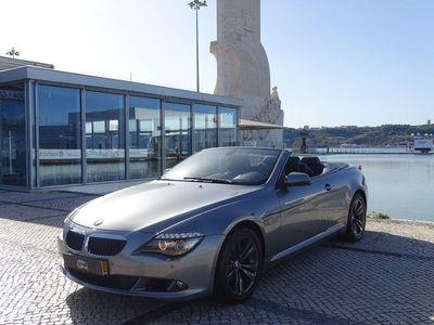 usado BMW 630 Cabriolet i Automático